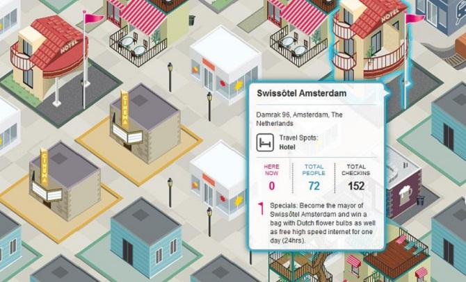 Gaat Foursquare de wereld veroveren met Playground? 3