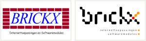 Typografische vormgeving logo's