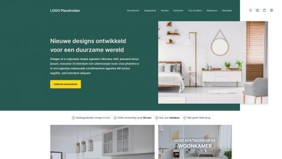 WooCommerce design 2 - Demo