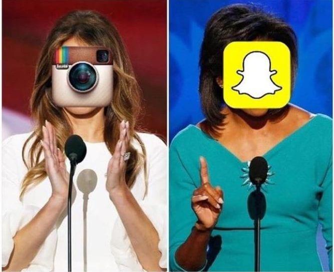 Instagram Stories hetzelfde als Snapchat?